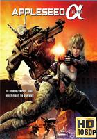 Appleseed Alfa (2014) BRrip 1080p Latino-Ingles