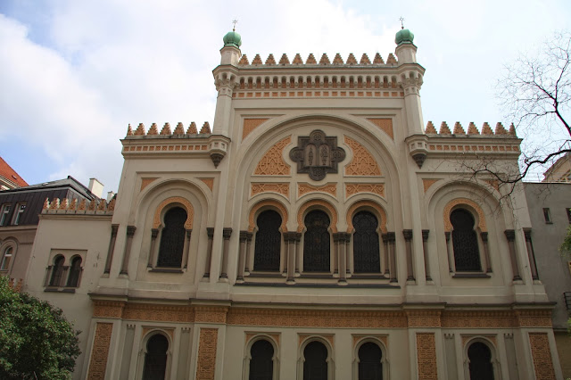 Spanish Synagogue, Prague