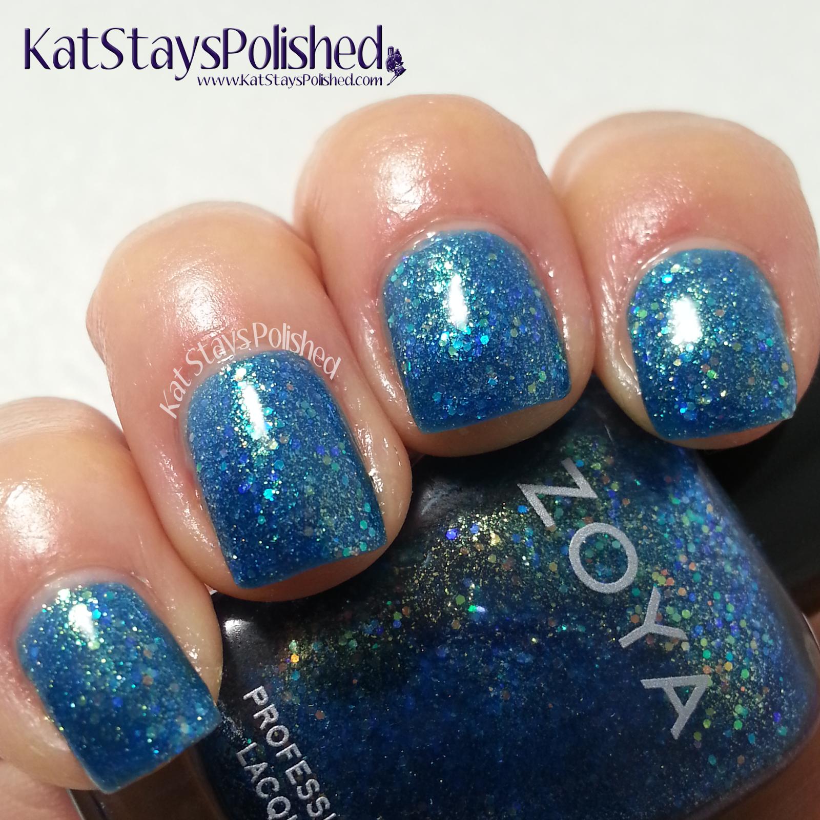 Zoya Bubbly - Muse | Kat Stays Polished