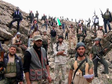 la proxima guerra rebeldes ejercito libre de siria