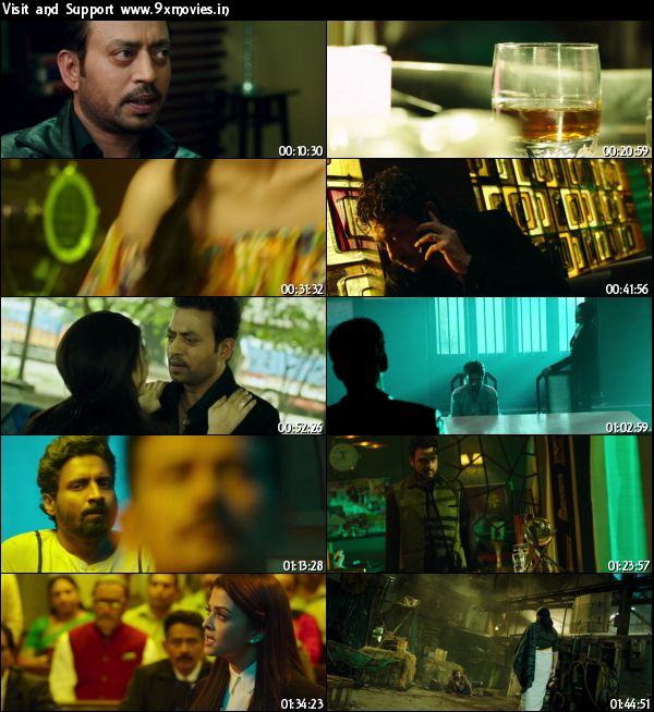 Jazbaa 2015 Hindi HDRip x264 700mb