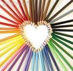 A nossa vida é da cor que pintamos!