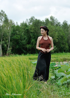 Thai nha van lo nhu hoa 035 Trọn bộ ảnh Thái Nhã Vân lộ nhũ hoa cực đẹp