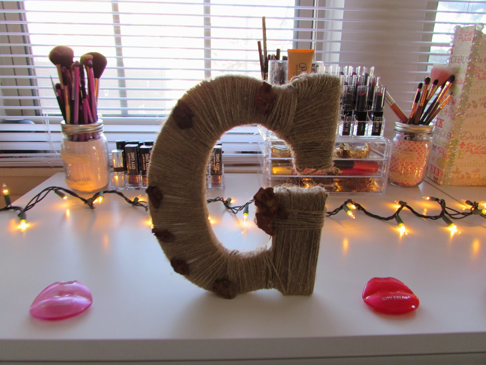 Beauty By Genecia Diy Fall Winter Room Decorations For