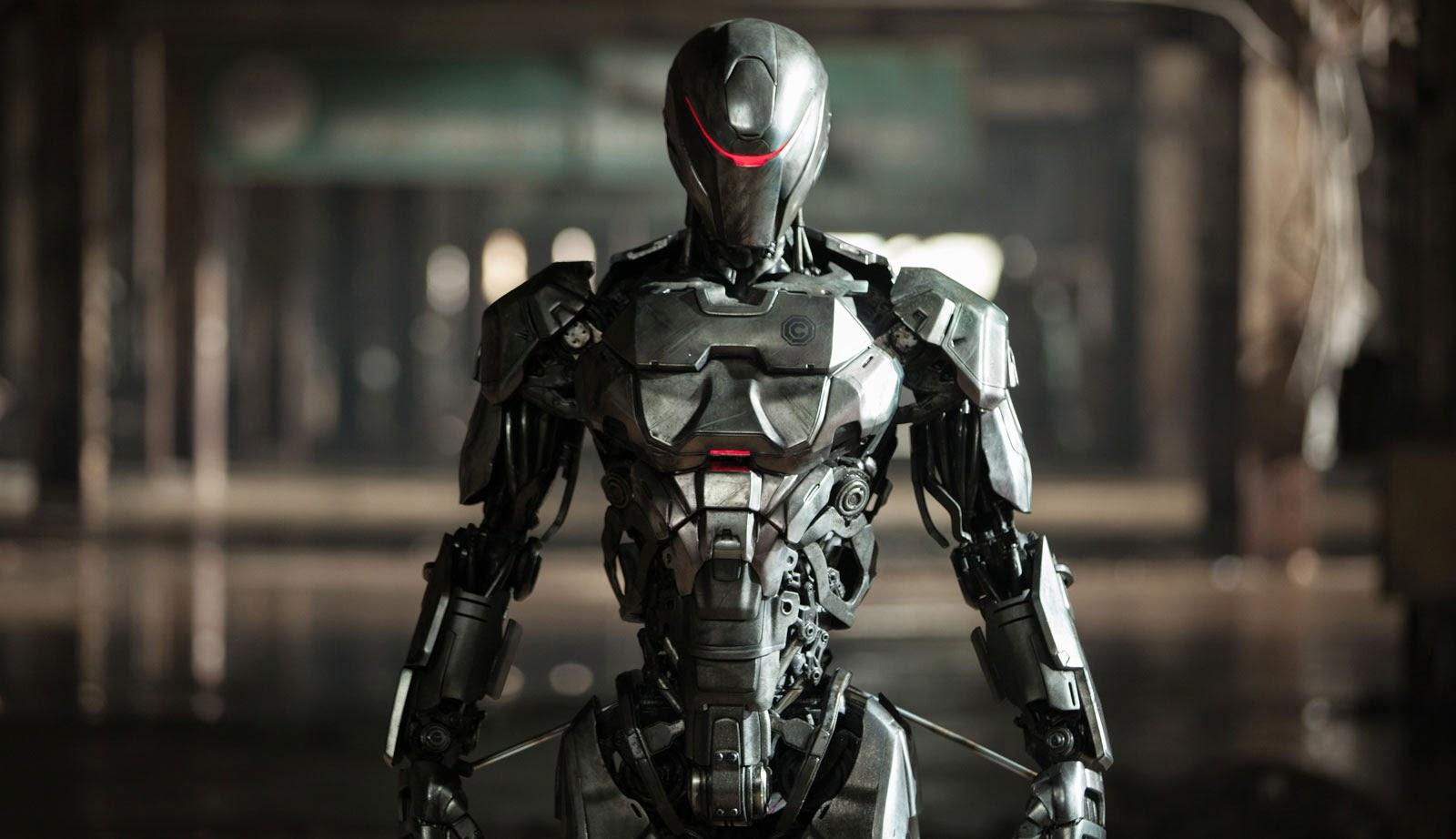 Ảnh trong phim Cảnh Sát Người Máy - Robocop 4