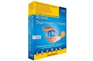 Программа для восстановления жесткого диска Acronis True Image Home