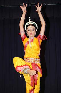 Giaa Singh Odissi Dance Rehearsal Photo Gallery