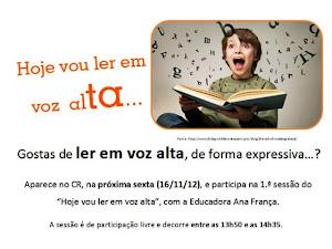 Encontros para ler em voz ALTA
