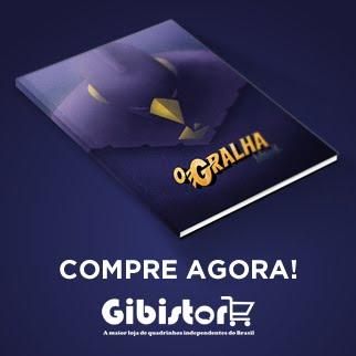 Compre O Gralha - Artbook