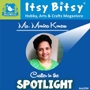 Crafter in spotlight by itsybisty