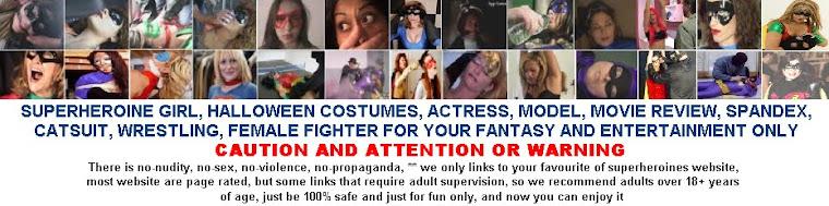 Fantasy Cosplay Heroines