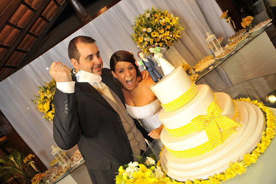 matrimonio in giallo