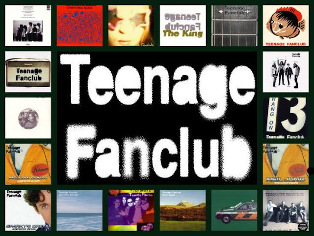 Las canciones que nos enseñaron los TEENAGE FANCLUB