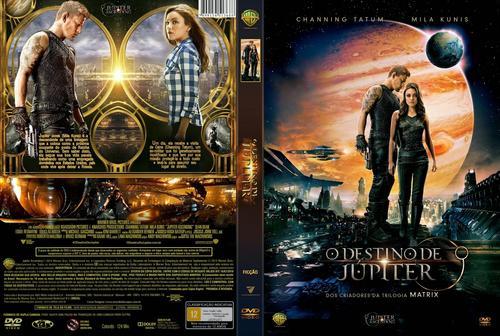 O Destino de Júpiter BluRay 720p ou 1080p Dual Áudio 5.1 2015