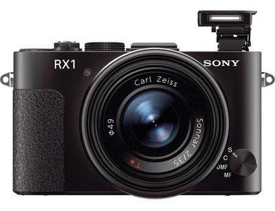 Fotografia della Sony RX1
