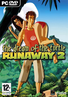 Runaway 2 : The Dream of The Turtle Game