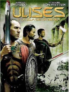 Ulises y la Isla de la Niebla Poster