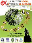 V Festival Local Juvenil de la Ciencia: Parroquia La Vega 2011