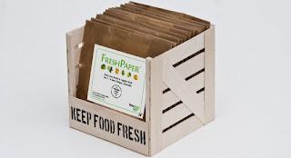 Fenugreen FreshPaper, FreshPaper, Fresh Paper, Fenugreen, Gizmag