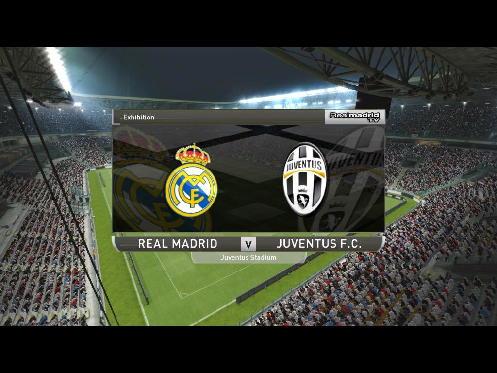 PES 2015 Real Madrid TV Scoreboard by Tarek Pato
