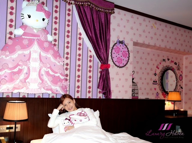 keio plaza hotel hello kitty rooms luxury haven