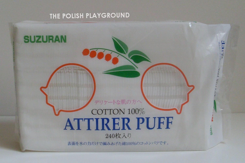 Suzuran Attirer Puff 240 pcs
