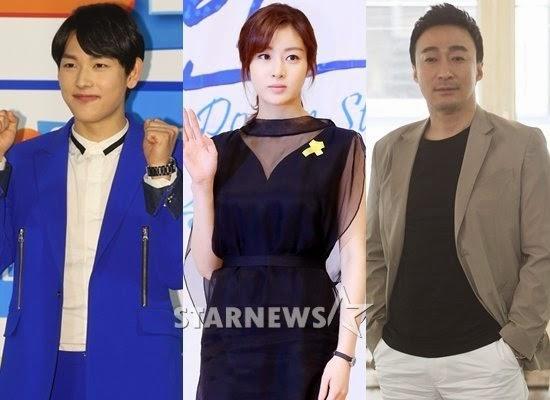 時完,姜素拉等合作tvN新戲《未生》