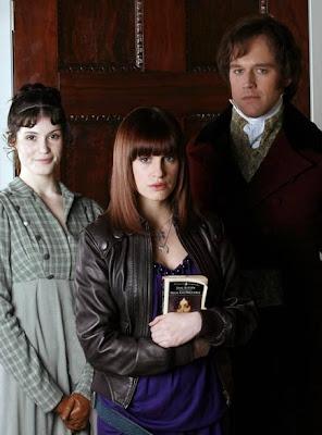 Lost in Austen (Gemma Arterton, Jemima Rooper, Elliot Cowan)