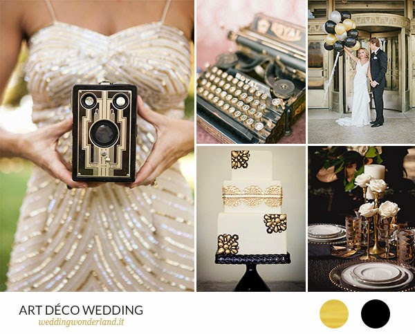 Matrimonio Tema Oro : Un matrimonio a colori ilcurioso wedding guide