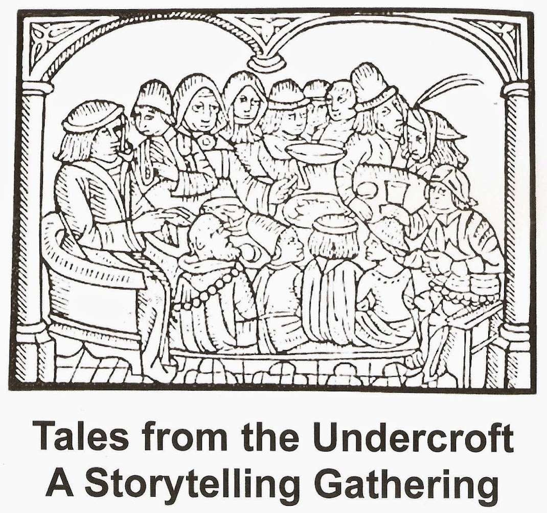 Tales from the Undercroft