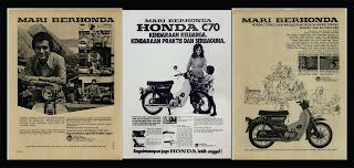 loperartikel.blogspot.com - Uniknya Iklan Motor Jadul Tempoe Doeloe
