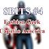 8BITS #4: Fashion Geek - Capitão América