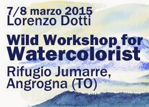 Wild Workshop for Watercolorist
