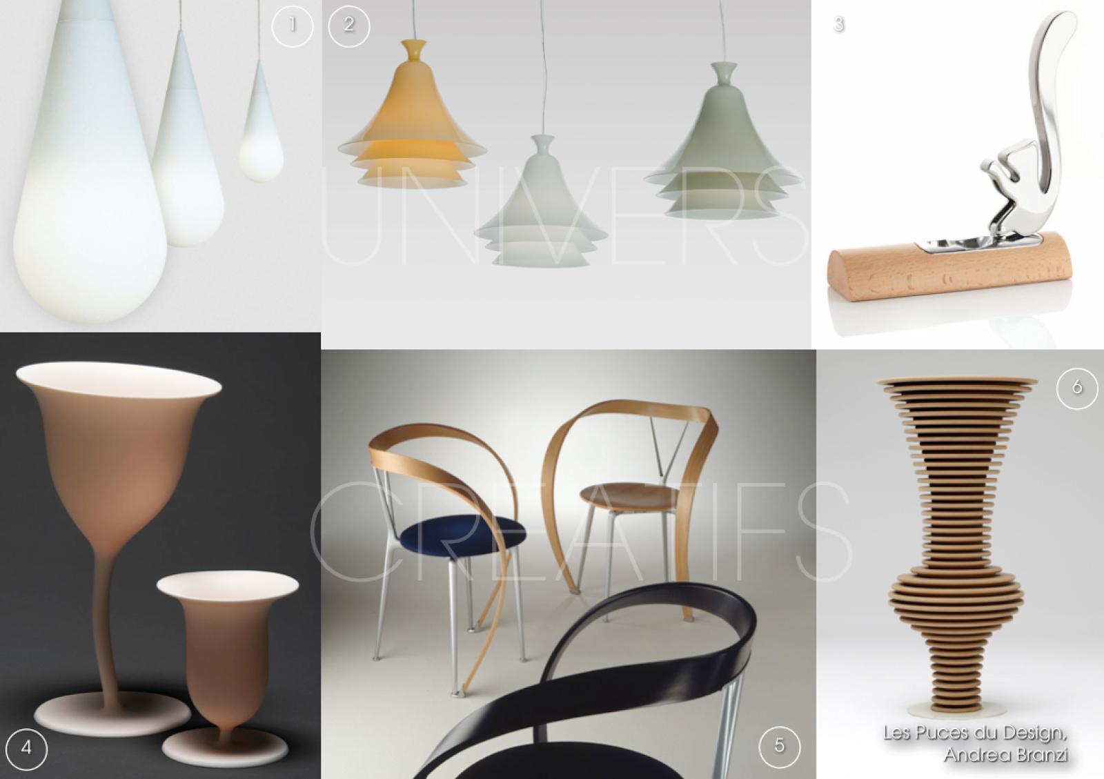 Univers creatifs les puces du design 2014 r trospective for Les puces du design