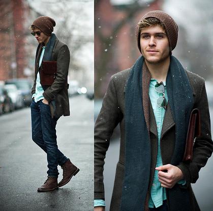 Moda Básica e Estilo Para Homens