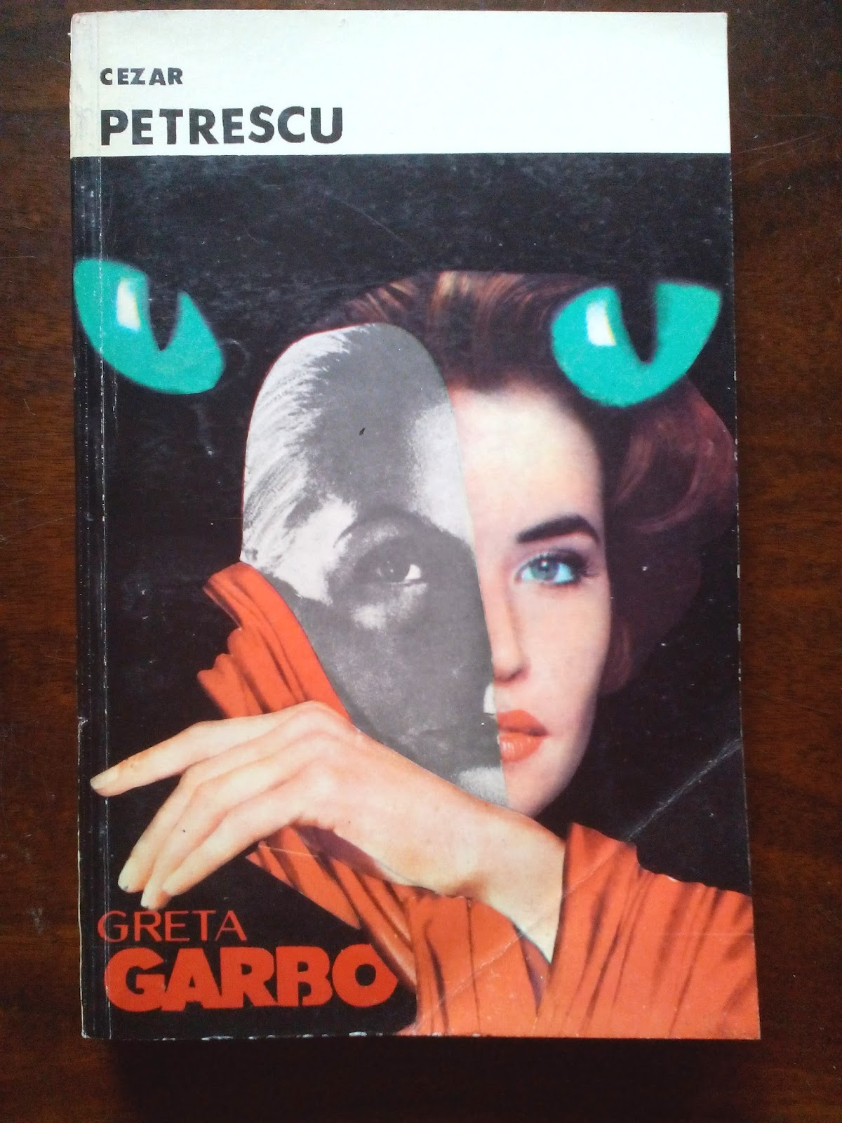 Fundatia Scrisul Romanesc - Cezar Petrescu - Greta Garbo