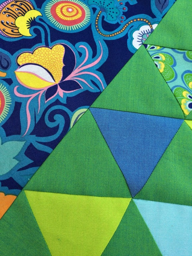 Bella Caronia, Spring Bloom Fabric, Windham Fabrics, Spring Bloom Makers