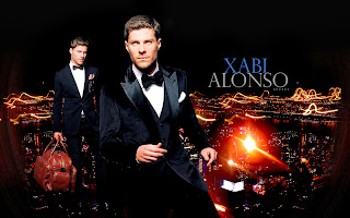 Xabi Alonso Wallpaper 2011 2
