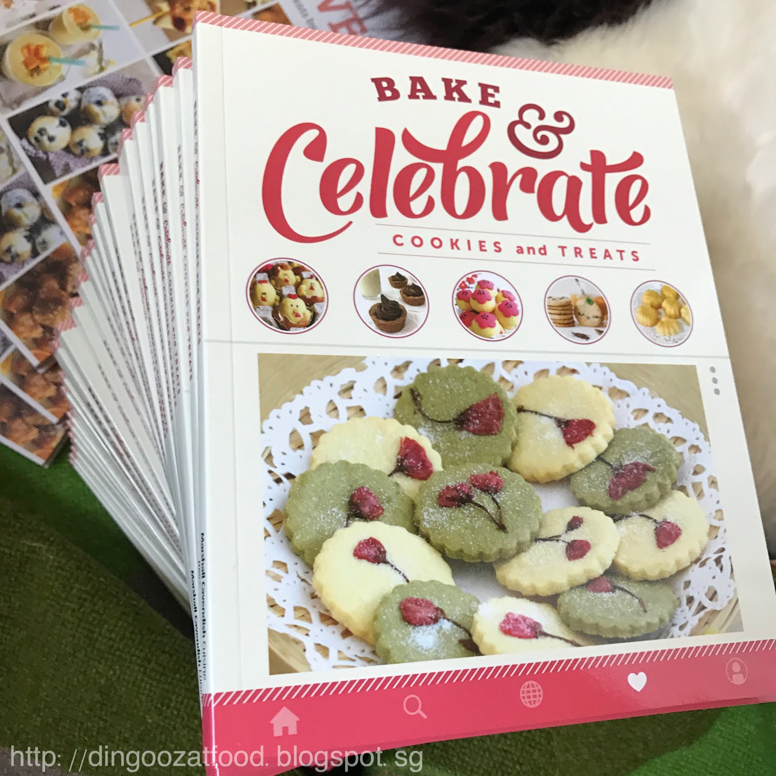 Cookies & Treats Cookbook
