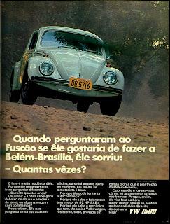 1971; brazilian advertising cars in the 70s; os anos 70; história da década de 70; Brazil in the 70s; propaganda carros anos 70; Oswaldo Hernandez;