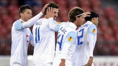 FC Zurich 1 - 1 Lazio (1)