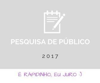 Pesquisa de Público 2017