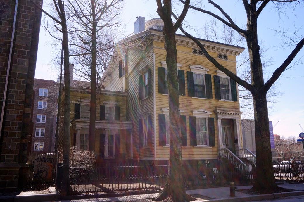 Front of Joseph Steele House