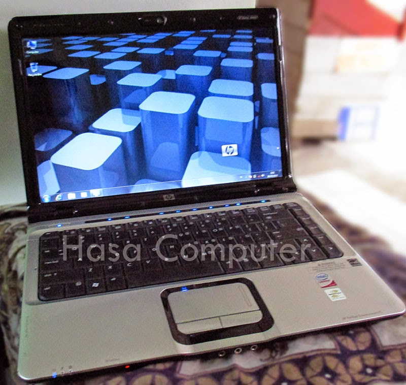 Jual Notebook HP Pavilion dv2700