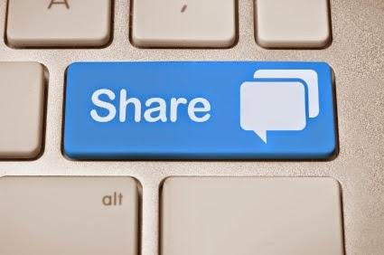 Cara Mudah Membuat Tombol Share Di Bawah Postingan Blog