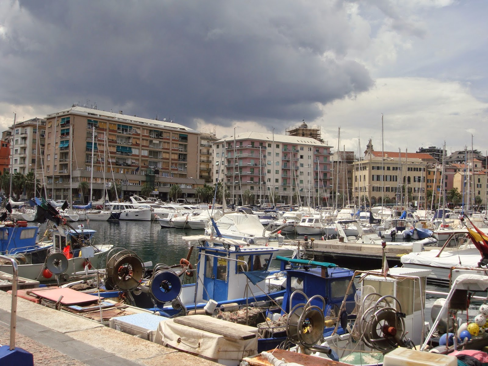 Savona Harbour