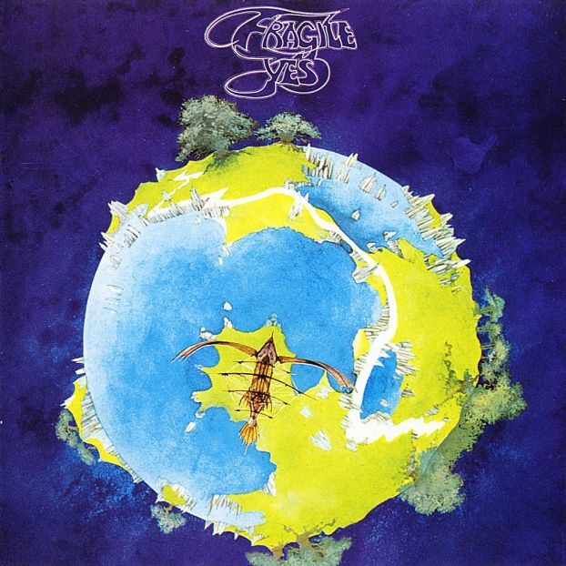 Yes - Fragile album cover