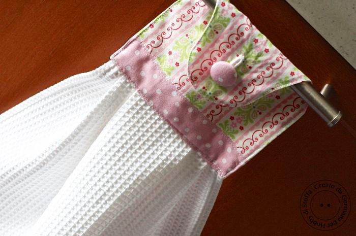 Как оформить вафельное полотенце в подарок своими руками 88