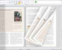 Read PDF File Just Like Flipping Books In 3D View