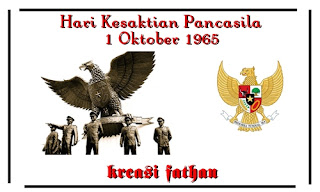 tujuh pahlawan revolusi, G 30 S/PKI, Komunis, hikmah dari peristiwa 1 oktober, upacara hari kesaktian pancasila
